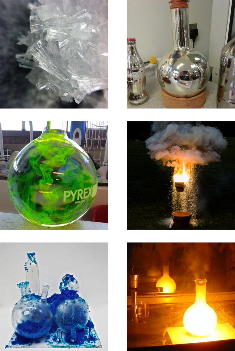 Chempics collage