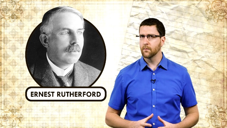 Ernest rutherford video thumbnail