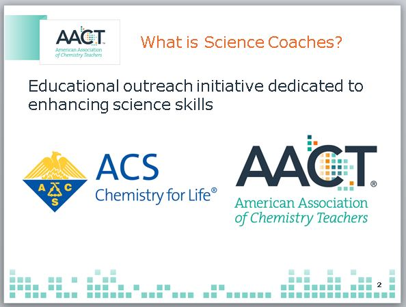 Science coaches thumbnail